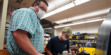 Advanced Manufacturing Programs
