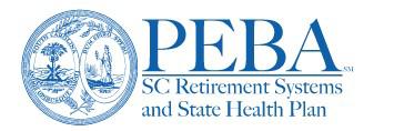 PEBA logo